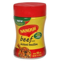 Maggi Instant Beef Flavored Bouillon, 7-Ounce (Pack of 6)
