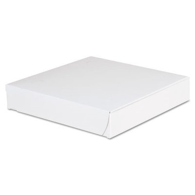 Southern Champion Pizza Boxes White Blank, 8