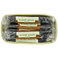 Gopal's Healthfoods Gopal's Nori Wrapped Energy Sticks Power Wraps, Texas BBQ, 1.15 Ounce (Pack of 24)