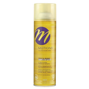 Motions Hold & Shine Styling Spray