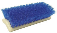 TOUGH GUY 4KNC6 Scrub Brush, 915/16 x 31/2 In Block