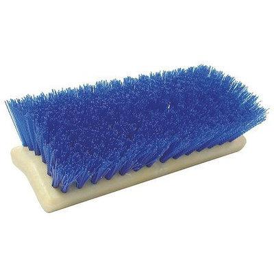 TOUGH GUY 4KNC6 Scrub Brush, 915/16 x 31/2 In Block