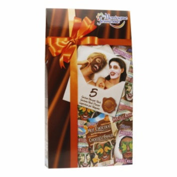 Montagne Jeunesse Sachet Pamper Pack Gift Set, Chocolate Delight, 1 set