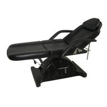 Bestsalon Black Hydraulic Facial Bed Massage Table Tattoo Salon Chair