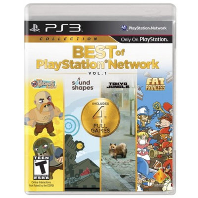Sony Best Of PlayStation Network Collection Volume 1 (PlayStation 3)