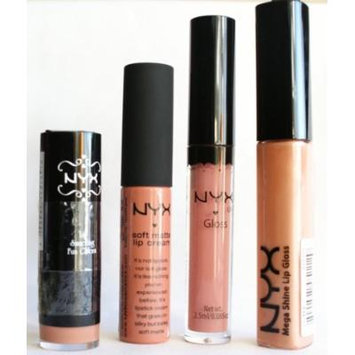 NYX All About Lip set! - Nude!!