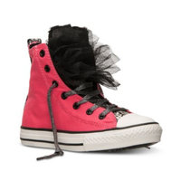 baby girl shoes Converse Little Girls' Chuck Taylor All Star Party Hi Casual Sneakers from Finish Line
