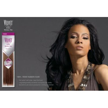 Velvet 100% Remi Human Hair Weave - Natural Yaki 10