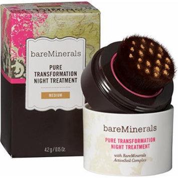 Bareminerals Pure Transformation Night Treatment 4.2G Medium