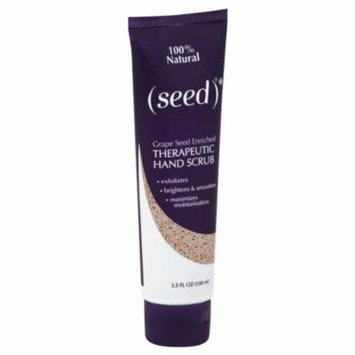 Seed Scrub Hand Therapeutic 3.5 Oz