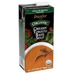 IMAGINE FOODS Organic Tomato Basil Soup 32 OZ