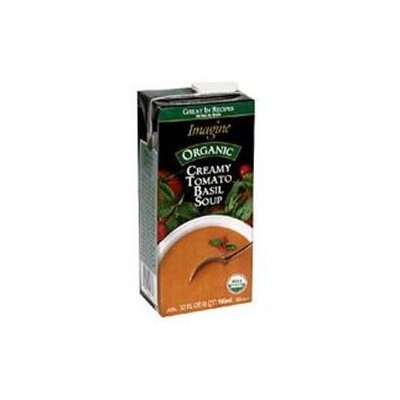 IMAGINE FOODS Organic Tomato Basil Soup 32 OZ