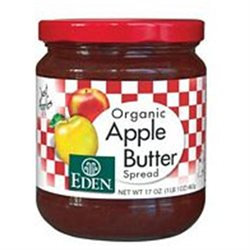 Eden Foods - Organic Apple Butter Spread - 17 oz.