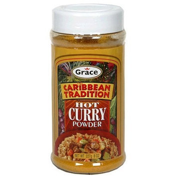 Grace Caribbean Traditions Curry Powder, 3 oz
