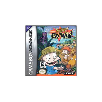 THQ Rugrats Go Wild