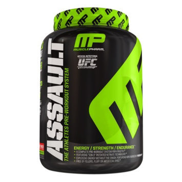 MusclePharm Assault Fruit Punch