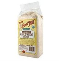 Bob's Red Mill Organic Hard White Wheat Flour, 5 lbs
