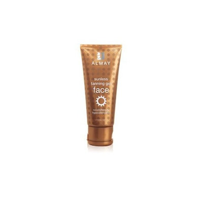Almay Sunless Tanning Face Gel 1.7 Fl Oz