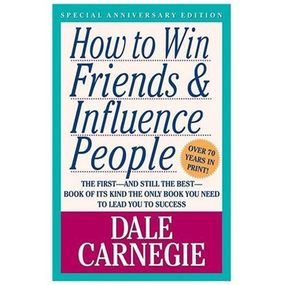 Simon Schuster How to Win Friends & Influence People
