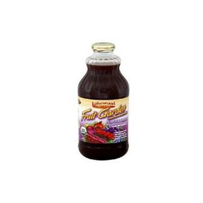 Lakewood Organic Fruit And Garden Harmony Juice Purple