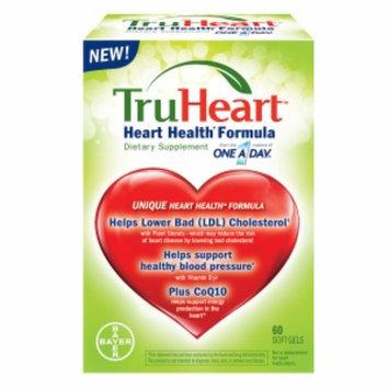 TruHeart Heart Health Formula, Softgels, 60 ea