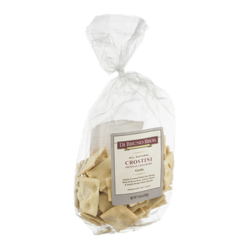 Di Bruno Bros. Crostini Artisan Crackers Garlic