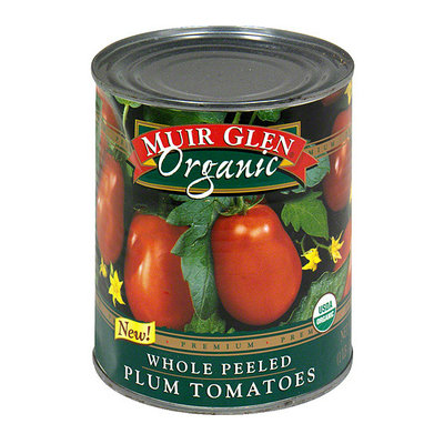 Muir Glen Whole Peeled Plum Tomatoes