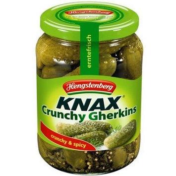 Hengstenberg Crunchy Gherkins 24.3fl oz - Pack of 1
