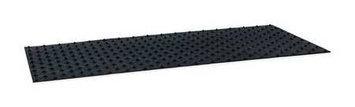 GRIPALL XGBK1224 XtremeGrip(TM) Antislip Tape, BLK,2 ft L