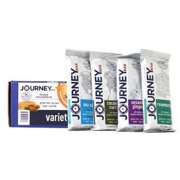 Journey Bar Savory Nutrition Bars