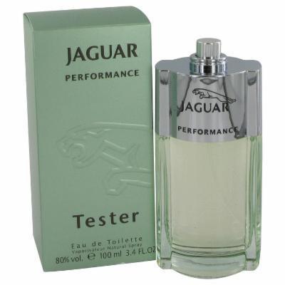 Jaguar Performance for Men by Jaguar EDT Spray (Tester) 3.4 oz