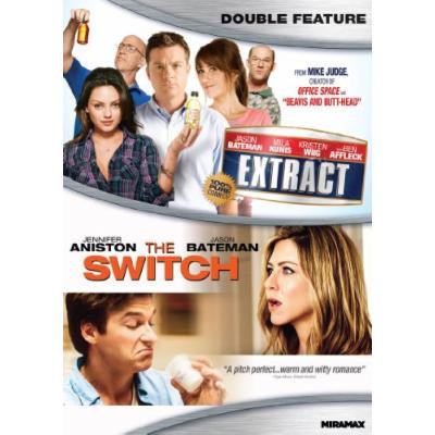 The Switch / Extract - Double Feature [DVD]