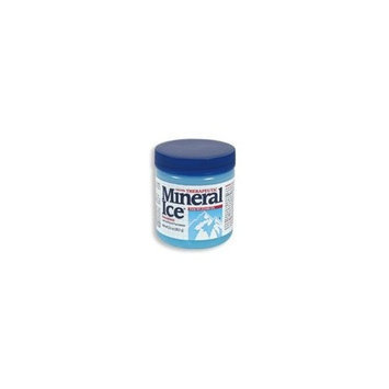 Mineral ice therapeutic greaseless pain relieving gel - 3.5 Oz by BRISTOL MYERS PRODUCTS.