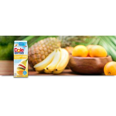 Dole 100% Pineapple Orange Banana Juice