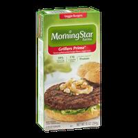 Morning Star Farms Grillers Prime Veggie Burger - 4 CT