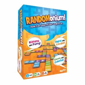 Wiggles 3D Randomonium Word Game Ages 10+, 1 ea
