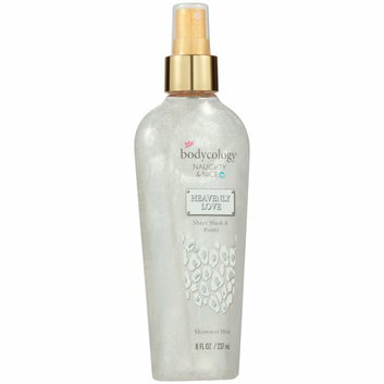 bodycology Naughty & Nice Heavenly Love Shimmer Mist