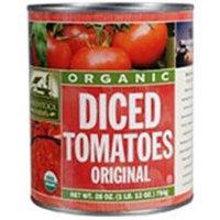WOODSTOCK FARMS Organic Diced Tomatoes 28 OZ