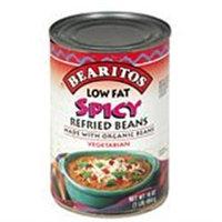 Little Bear Organics 50526 Organic Pinto Spicy Refried Beans