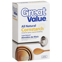 Great Value Cornstarch, 16 oz
