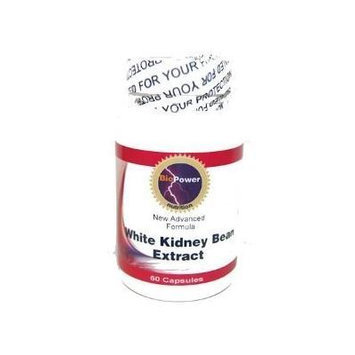 White Kidney Bean Extract # 500mg - BioPower Carb Blocker -Weight Loss !!!! 120 capsules (2 Bottles)