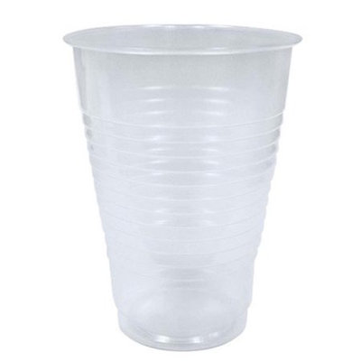 Party Dimensions 80231 12 Oz Tumbler Diamond Clear x-Heavy - 648 Per Case