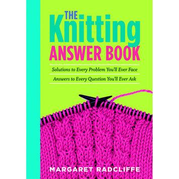 Storey Publishing The Knitting Answer Book