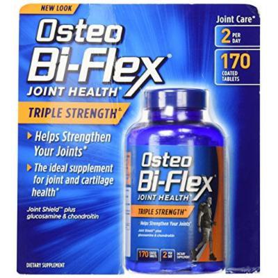 Osteo Bi-Flex Triple Strength - 170 Caplets
