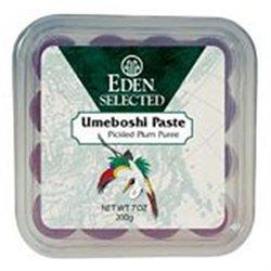 Eden Foods - Umeboshi Paste Pickled Plum Puree - 7 oz.