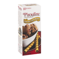 Pirouline Chocolate Lined Wafers - 10 CT