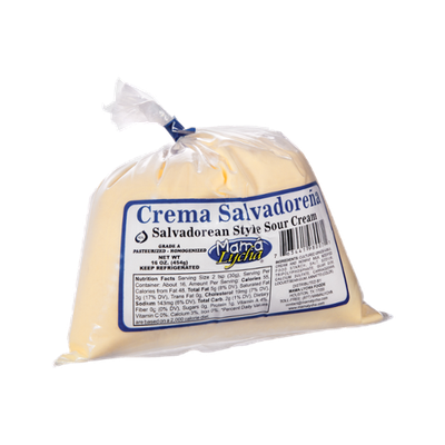 Mama Lycha Salvadorean Style Sour Cream