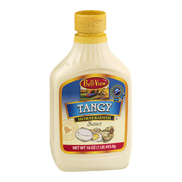 Bell-View Horseradish Sauce Tangy
