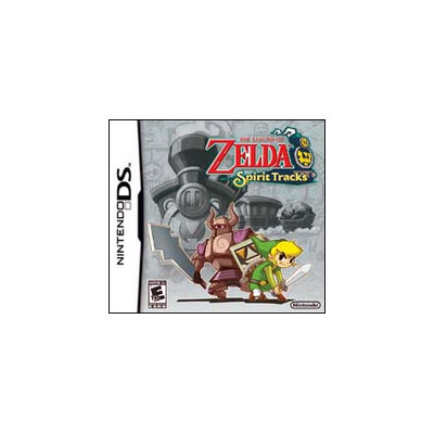 Nintendo of America The Legend of Zelda: Spirit Tracks
