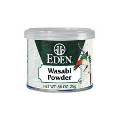 EDEN FOODS Wasabi Powder Japanese Horsradsh .88 OZ